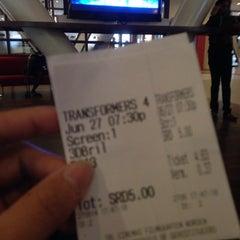 Photo taken at TBL Cinemas by Jason B. on 6/27/2014