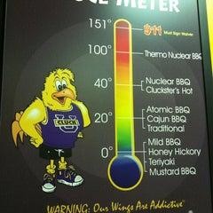 Photo taken at Cluck U Chicken by Edward L. on 12/22/2012
