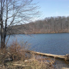 Photo taken at Loch Raven Trail by Morton F. on 4/8/2013