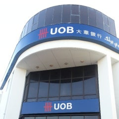 Photo taken at UOB Bank by Mustaffa B. on 3/30/2013