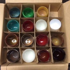 Photo taken at Glassybaby by Kathleen M. on 1/25/2014