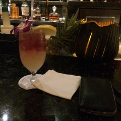 Photo taken at The Lobby Lounge by Kathleen M. on 10/29/2014
