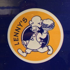 Photo taken at Lenny's by David B. on 1/4/2013