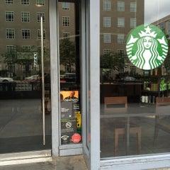 Photo taken at Starbucks by Teri C. on 7/4/2015
