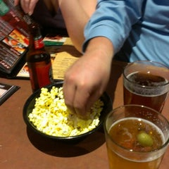 Photo taken at Ole Piper Family Restaurant & Sports Bar by Emily on 10/6/2012