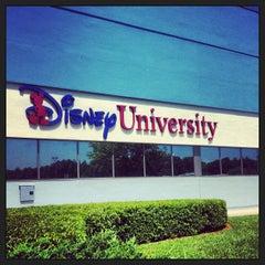 Photo taken at Disney University by Kayla D. on 5/24/2013