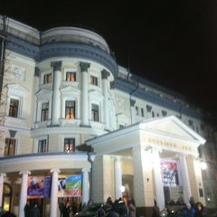 Photo taken at Московская государственная консерватория им. П. И. Чайковского by Константин П. on 12/5/2012