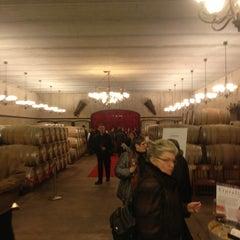 Photo taken at Megalomaniac Winery by David B. on 3/3/2013