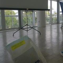 Photo taken at UFF - Instituto de Educação Física by Julia G. on 10/22/2015