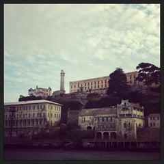Photo taken at Alcatraz Island by Joyce S. on 7/24/2013