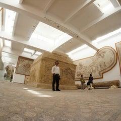 Photo taken at The Bardo National Museum I Musée national du Bardo I المتحف الوطني بباردو by Fahmi P. on 9/19/2014