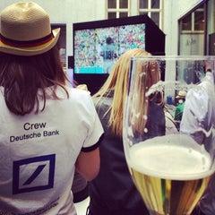 Photo taken at Q110 - Die Deutsche Bank der Zukunft by Tobias J. on 6/16/2014