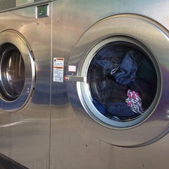 Photo taken at Wash Dry Self Service by Darion B. on 10/8/2013