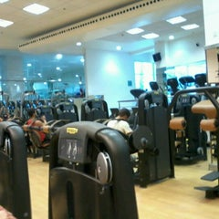 Photo taken at Bodytech by Gabriela J. on 12/25/2012