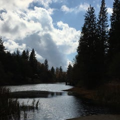 Photo taken at San Bernardino National Forest by Rasm S. on 11/15/2015