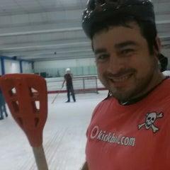 Photo taken at Ice Center by Milton C. on 6/22/2014