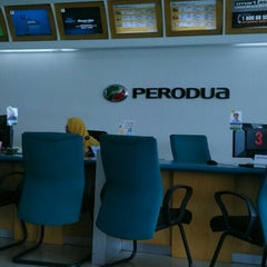 Photo taken at Perodua Sales & Service Center by Cha M. on 11/9/2015