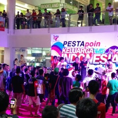 Photo taken at Mataram Mall by Putu Panca Agus S. on 11/25/2012