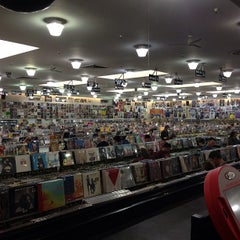 Photo taken at Amoeba San Francisco by Rodney Antonio R. on 6/8/2013