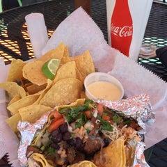 Photo taken at Baja Burrito by Angel on 5/13/2015
