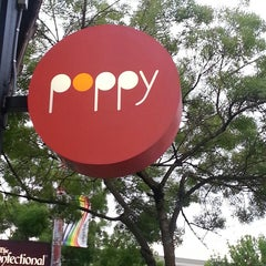 Photo taken at Poppy by Shannon L. on 6/7/2013