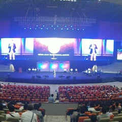 Photo taken at Sentul International Convention Center (SICC) by Peter N. on 1/12/2016