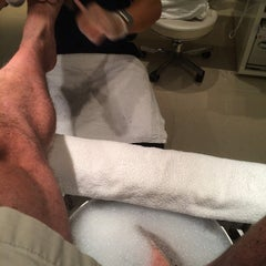 Photo taken at Bliss Spa at W Washington D.C. by Christopher D. on 9/20/2014