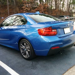 Photo taken at Global Imports BMW by Michael K. on 2/24/2014