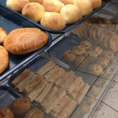 Photo taken at La Sabrosura Bakery by Scott H. on 12/21/2014