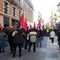 Photo taken at El Corte Inglés by Chuchi H. on 11/14/2012