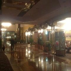 Photo taken at Top Hotel Praha by Вячеслав К. on 1/1/2013