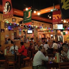 Photo taken at Hooters by Rafael B. on 10/9/2012