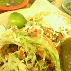 Photo taken at Mi Taco by India W. on 11/22/2013