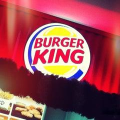 Photo taken at Burger King by Андрей Л. on 1/12/2013