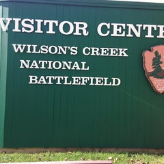 Photo taken at Wilson's Creek National Battlefield by Ginger L. on 10/4/2014