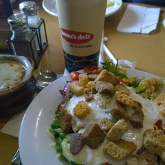 Photo taken at Jason's Deli by Wesley S. on 10/4/2015