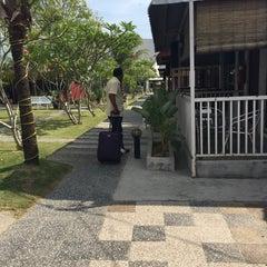 Photo taken at The Cabin Resort Langkawi by Jiha N. on 2/7/2016