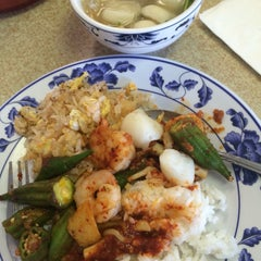 Photo taken at Lion City Chinese Cafe by Liz G. on 2/8/2015