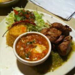 Photo taken at La Parrilla Mexican Restaurant by J'son J. on 7/7/2013