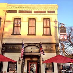 Photo taken at Churchills Pub by  ℋumorous on 3/26/2014