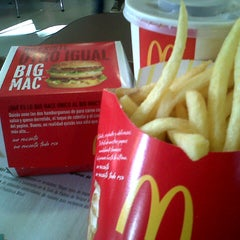 Photo taken at McDonald's by Paulo B. on 9/22/2012