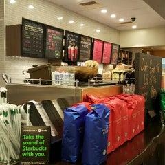 Photo taken at Starbucks by Phoebe H. on 12/14/2015