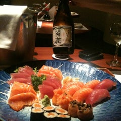 Photo taken at Sakura by Mariane L. on 11/4/2012