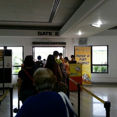 Photo taken at Gate 2 by Neco M. on 8/18/2013