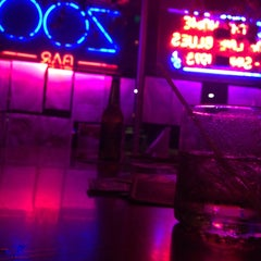 Photo taken at The Zoo Bar by Angelo P. on 9/30/2014