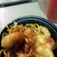 Photo taken at Panda Express by Trina M. on 6/22/2013