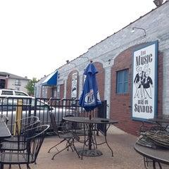 Photo taken at Westport Flea Market Bar & Grill by Christopher B. on 7/17/2013