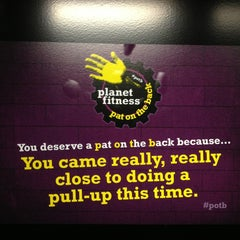 Photo taken at Planet Fitness by Asa C. on 1/5/2013