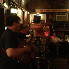 Photo taken at The Griswold Inn by Jamie B. on 7/16/2013