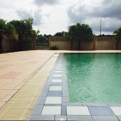 Photo taken at Aquatic Pool by Muhamad N. on 12/4/2015